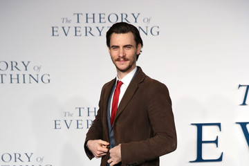 Harry Lloyd 'The Theory of Everything' Premiere in London