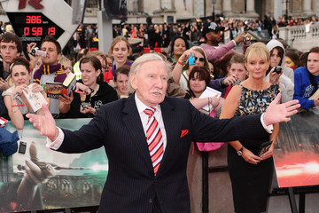 Leslie Phillips Harry Potter And The Deathly Hallows - Part 2 - World Premiere