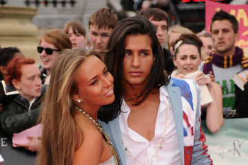 Chloe Green Ollie Locke Harry Potter And The Deathly Hallows - Part 2 - World Premiere