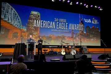 Harry Shearer American Eagle Awards Honoring Crystal Gayle, Patti Smith, and Harry Shearer