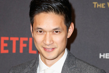 Harry Shum 2016 Weinstein Company And Netflix Golden Globes After Party - Arrivals