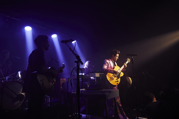 Harry Styles Harry Styles Plays Intimate London Show