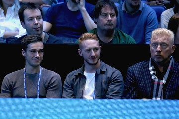 Harry Winks Day Three - Nitto ATP World Tour Finals