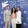 """Harry Wootliff """"True Things"""" Photocall - The 78th Venice International Film Festival"""