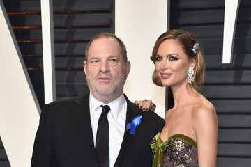 Harvey Weinstein Georgina Chapman Pictures, Photos ...