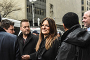 Donna Rotunno, lawyer to movie producer Harvey Weinstein, departs his sexual assault trial at New York Criminal Court on February 13, 2020 in New York City.  The weeks-long trial against Weinstein nears the end with the defense making closing arguments in today's trial.