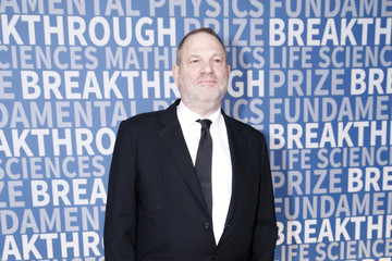 Harvey Weinstein 2017 Breakthrough Prize - Red Carpet