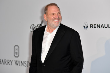 Harvey Weinstein amfAR Gala Cannes 2017