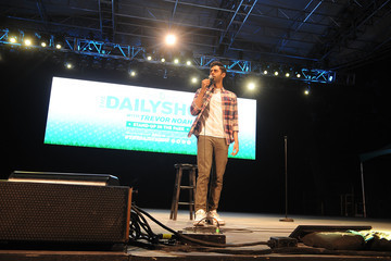 Hasan Minhaj 'The Daily Show with Trevor Noah' Stand-Up in the Park