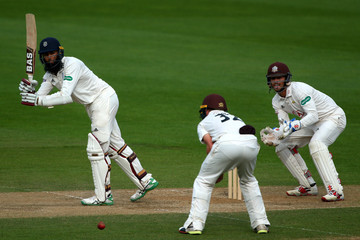 Hashim Amla Surrey vs. Hampshire - Specsavers County Championship: Division One