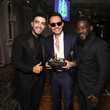 Marc Anthony and Luis Figueroa Photos