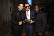 Marc Anthony and Luis Figueroa Photos Photo