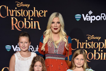 "Hattie Margaret McDermott Premiere Of Disney's ""Christopher Robin"" - Arrivals"