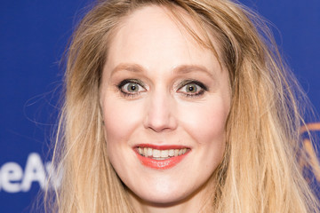 Hattie Morahan 'Beauty and the Beast' - UK Launch Event at Odeon Leicester Square - Red Carpet Arrivals
