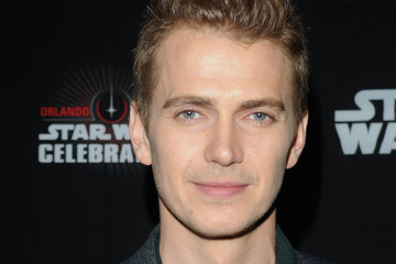 Hayden Christensen 40 Years of 'Star Wars' Panel at the 2017 Star Wars Celebration