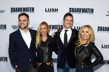 Hayden Panettiere Screening Of Freestyle Releasing's 'Sharkwater Extinction' - Arrivals