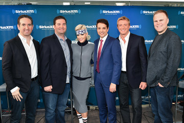 Hayden Schlossberg Celebrities Visit SiriusXM - May 1, 2018