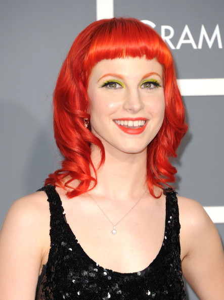 hayley williams 2011 grammys. hayley williams 2011 grammys.