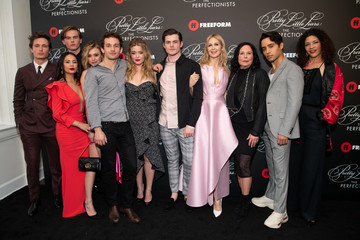 Hayley Erin 'Pretty Little Liars: The Perfectionists' Premiere - Arrivals
