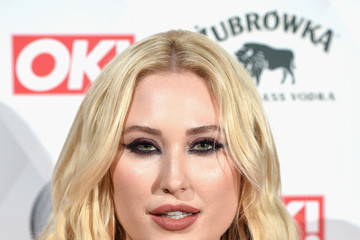 Hayley Hasselhoff OK! Magazine 25th Anniversary Party - Arrivals