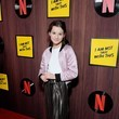 Hayley LeBlanc Premiere Of Netflix's I AM NOT OKAY WITH THIS In Los Angeles, CA