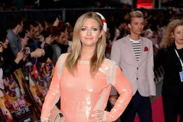 Hayley McQueen Katy Perry: Part Of Me 3D - European Premiere