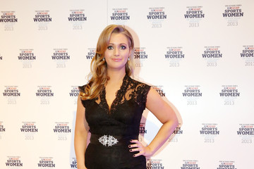 Hayley McQueen Arrivals at the Sportswomen of the Year Awards