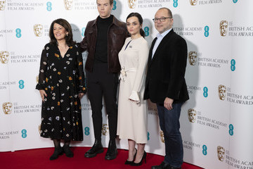 Hayley Squires EE BAFTA Film Awards Nominations Announcement - Photocall