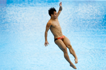 He Chong 19th FINA Diving World Cup: Day 4