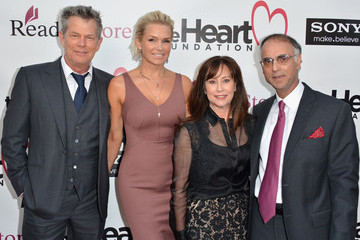 David Foster The Heart Foundation Gala - Arrivals