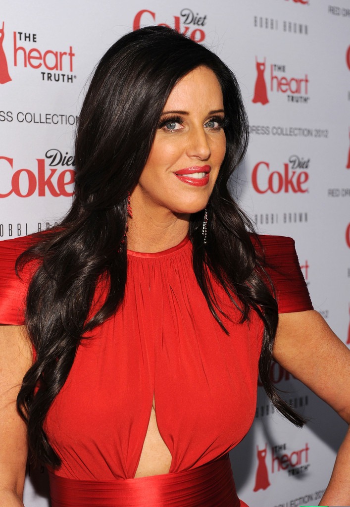 Patti Stanger Photos Photos The Heart Truth S Red Dress