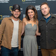 Heath Freeman World Premiere Of National Geographic Documentary Films' THE FIRST WAVE At Hamptons International Film Festival