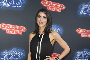 Heather Dubrow Premiere Of 100th Disney Channel Original Movie 'Adventures In Babysitting'
