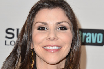 Heather Dubrow Celebs at the Bravo 'Most Talkative' Event