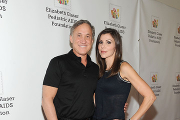 Heather Dubrow Elizabeth Glaser Pediatric AIDS Foundation 26th Annual A Time for Heroes Family Festival - Red Carpet