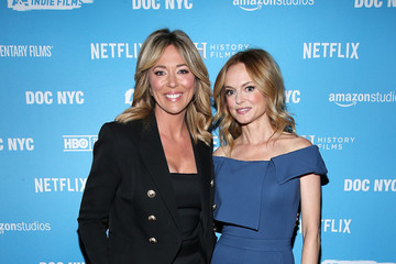 Heather Graham 'This Changes Everything' New York Premiere At DOC NYC