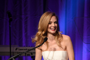 Heather Graham The Tenth Annual UNICEF Snowflake Ball - Inside