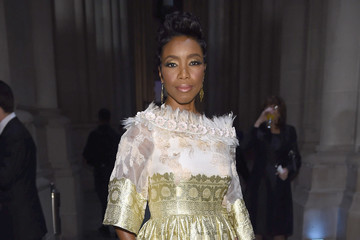 Heather Headley Elton John AIDS Foundation Commemorates Its 25th Year and Honors Founder Sir Elton John During New York Fall Gala - Arrivals