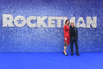 Heather Lynn Hodgins Kidd 'Rocketman' U.K. Premiere - Red Carpet Arrivals