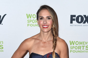 Heather Mitts The Women's Sports Foundation's 38th Annual Salute to Women in Sports Awards Gala  - Arrivals