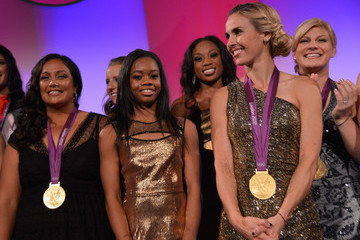 Heather Mitts 33rd Annual Salute To Women In Sports - Grand March Of Athletes