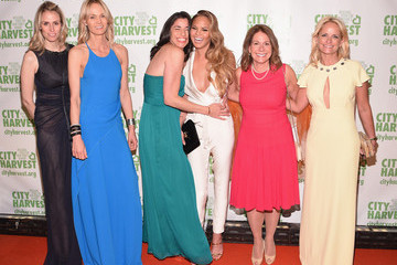 Heather Mnuchin Lise Evans City Harvest's 21st Annual An Evening Of Practical Magic