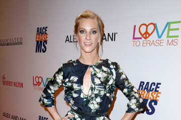 Heather Morris 24th Annual Race To Erase MS Gala - Red Carpet