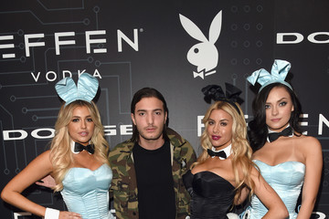 Heather Rae Young The Playboy Party During Super Bowl Weekend - Arrivals