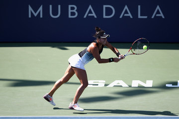 Heather Watson Mubadala Silicon Valley Classic - Day 2