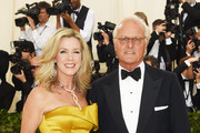 Deborah Norville and Karl Wellner Photos Photo