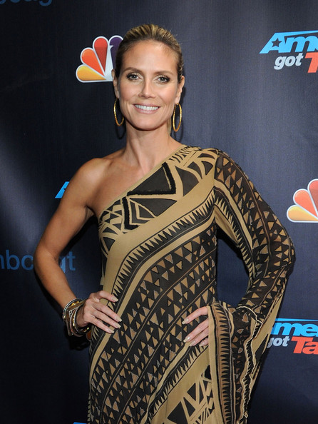 Heidi Klum - 'AGT' Stars Hit the Red Carpet in NYC — Part 3