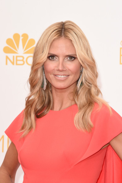 Heidi Klum TV personality Heidi Klum attends the 66th Annual Primetime Emmy Awards held at Nokia Theatre L.A. Live on August 25, 2014 in Los Angeles, California.