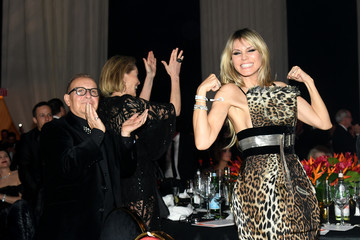 Heidi Klum 28th Annual Elton John AIDS Foundation Academy Awards Viewing Party Sponsored By IMDb, Neuro Drinks And Walmart - Inside