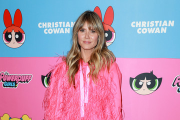 Heidi Klum Christian Cowan x The Powerpuff Girls - Arrivals